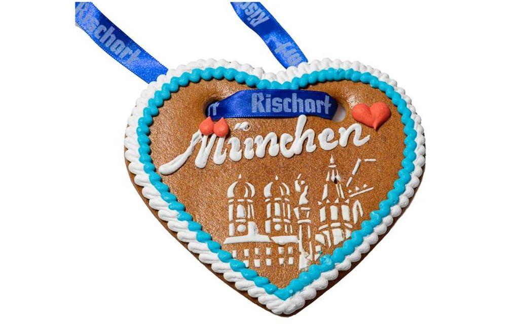 "Lebkuchenherz ""München"""