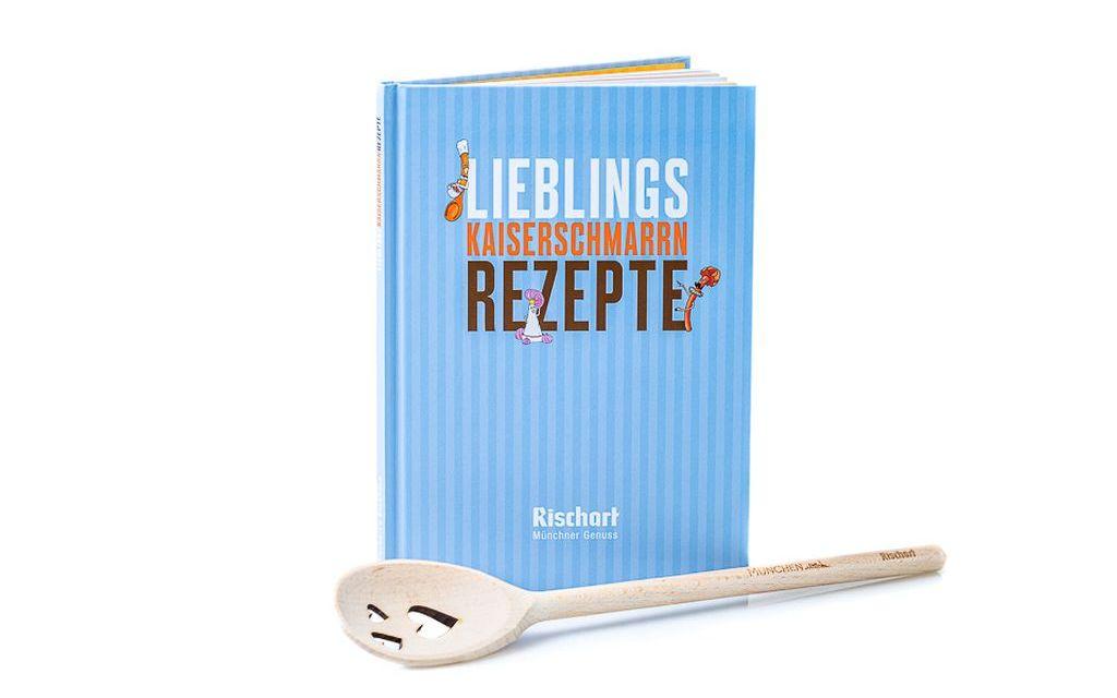 Kaiserschmarrn Rezeptbuch