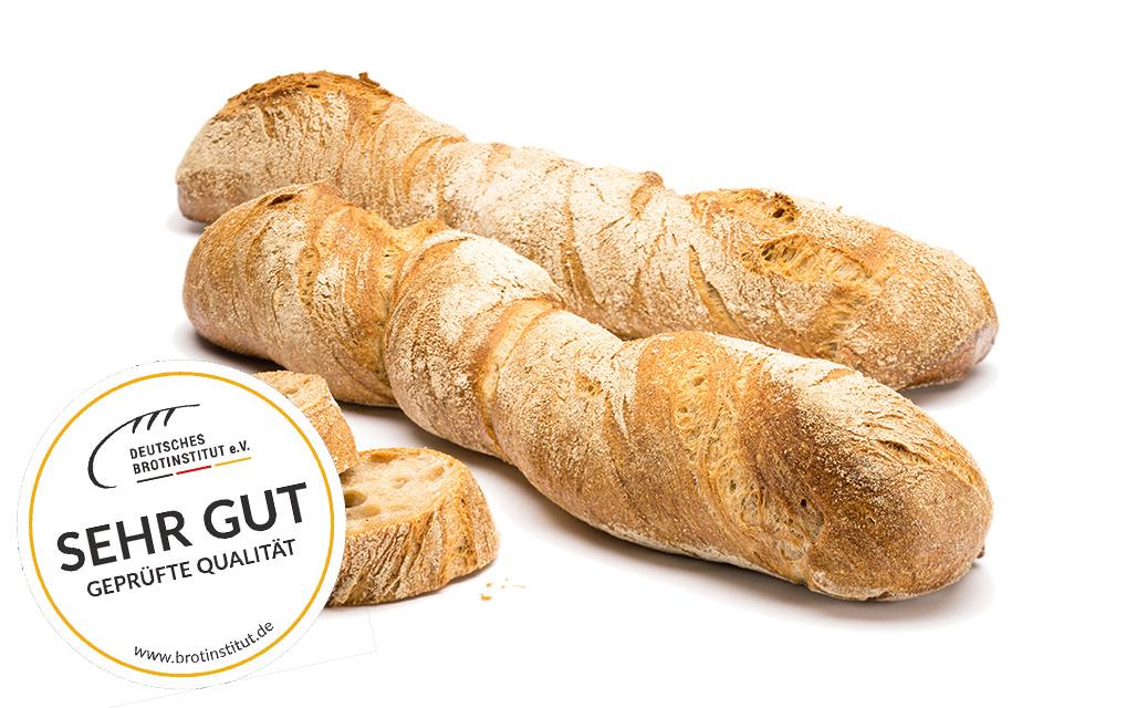Paillasse-Brot dunkel