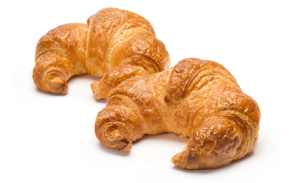 Buttercroissant, 2 Stück