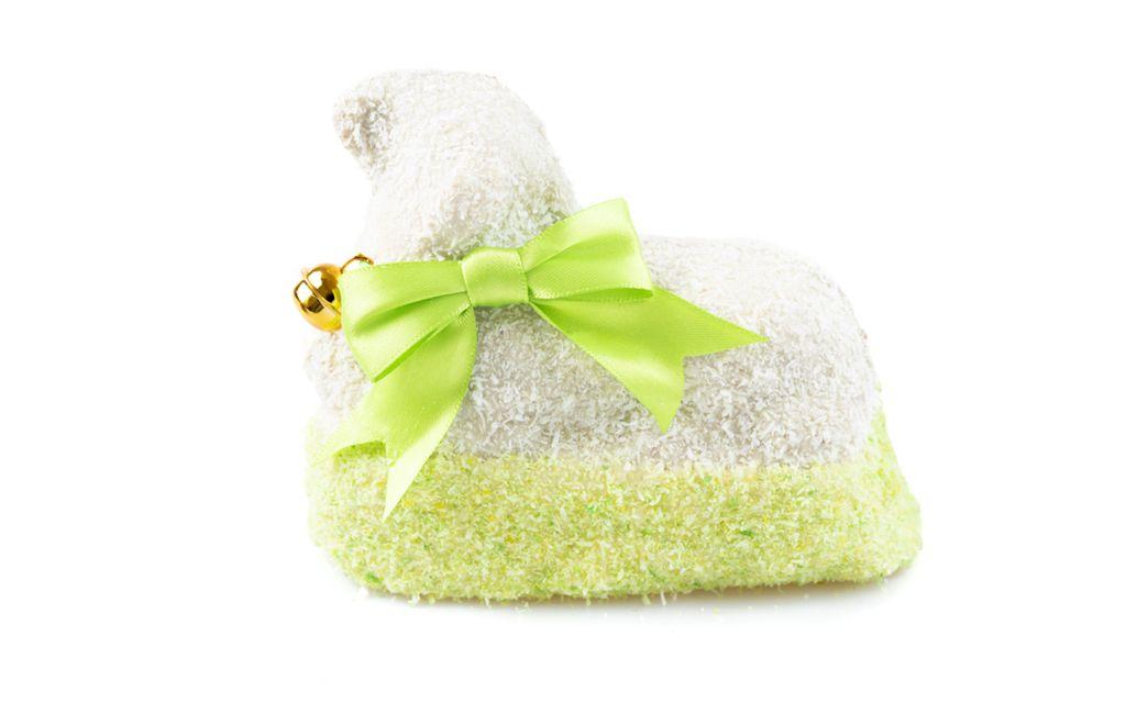 Osterlamm Kokos