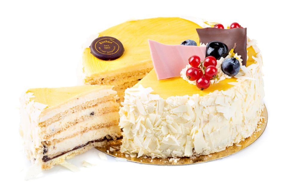 Spanische Vanille (Kleintorte)