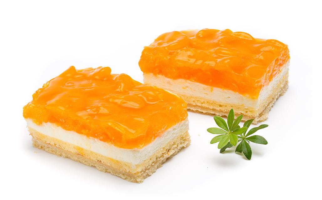 Joghurt-Mandarinenschnitte